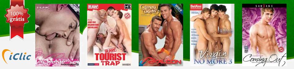 DVD gay grátis