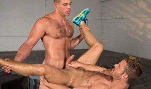 Landon Conrad e Derek Atlas