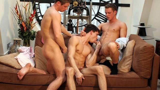 Johan, Nic e Richard]