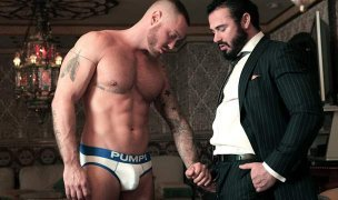 MenAtPlay - Dominique Hansson e Jessy Ares