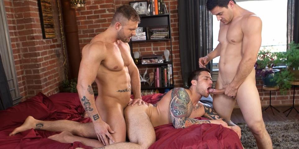 Austin, Chris & Jordan]