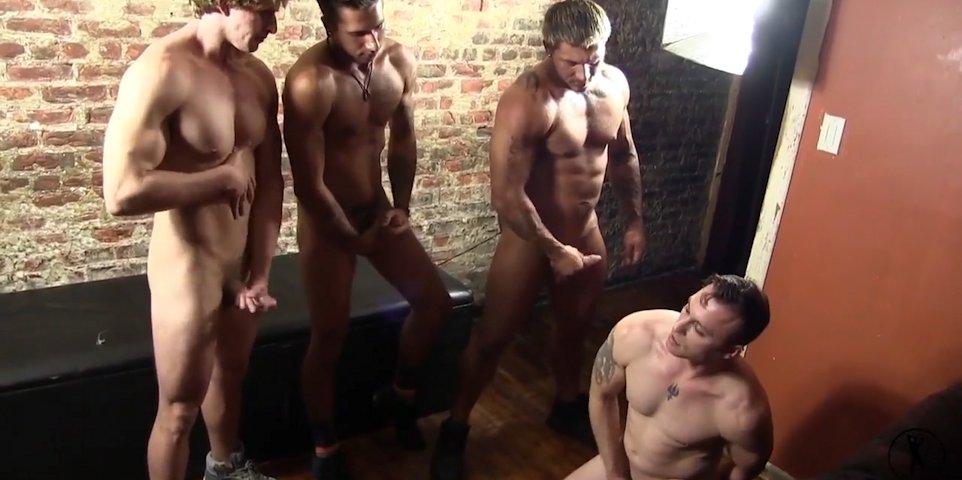 Cameron Foster, Carmine Deangelo, Damian Stretch & Kyle DeAnthony