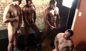 Cameron Foster, Carmine Deangelo, Damian Stretch & Kyle DeAnthony