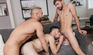 Dalton Briggs, Dirk Caber & Vincent Diaz