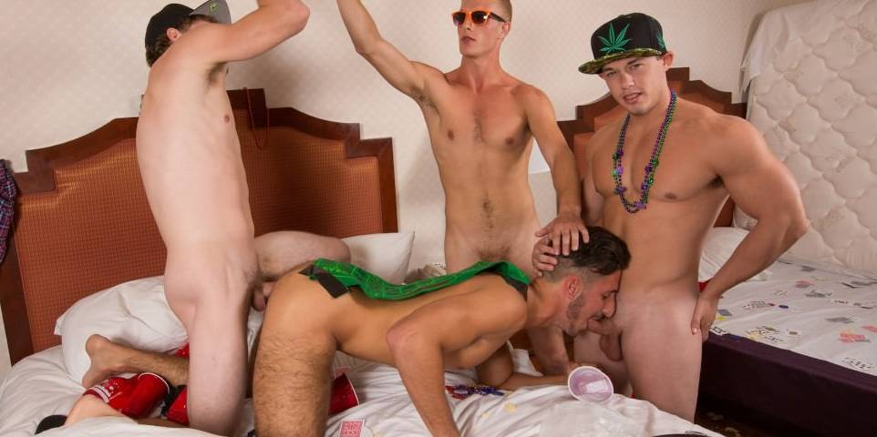 Vídeos gay - Reality Dudes - Roulette