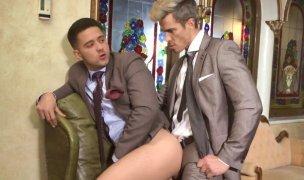 Maikel Cash e Robbie Rojo