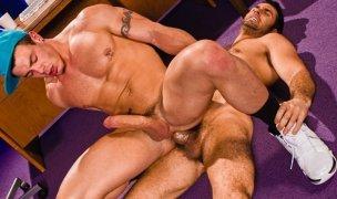 Jesse Santana e Tyler Hunt