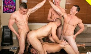 Tobias, Scott Riley, Dylan, Ken, Jake Davis