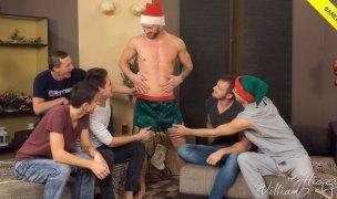 Orgia gay no natal parte 1