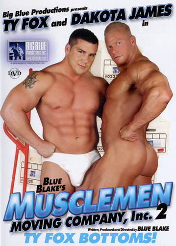 Vídeo Gay Musclemen Moving Company 2
