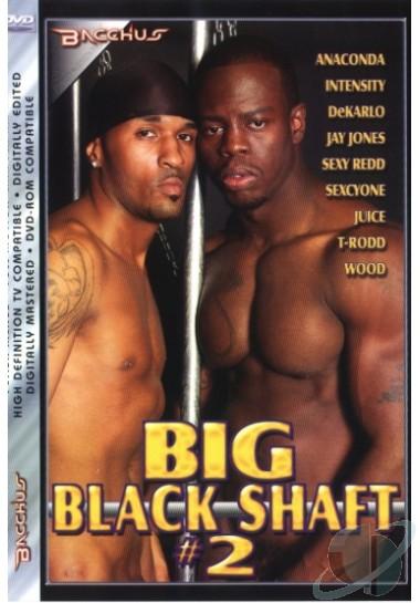 Vídeo Gay Big Black Shaft 2