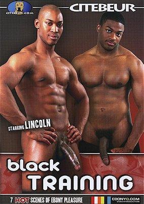 Vídeo Gay Black Training
