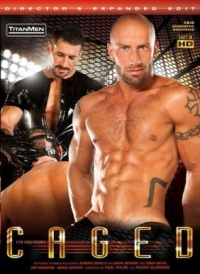 DVD Gay Caged