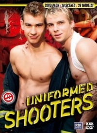 DVD Gay Uniformed Shooters