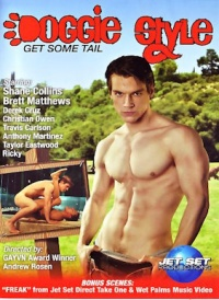 DVD Gay Doggie Style