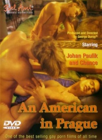 DVD Gay An American in Prague