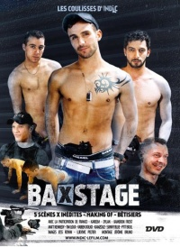 DVD Gay BaXstage