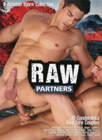 DVD Gay Raw Partners