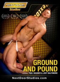 DVD Gay Ground and Pound