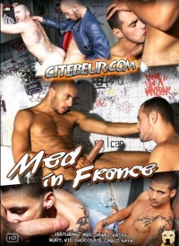DVD Gay Med in France