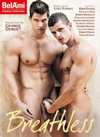 DVD Gay Breathless