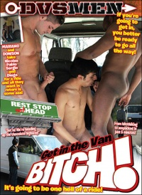 DVD Gay Get in the Van Bitch