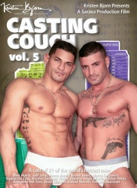 DVD Gay Casting Couch 5