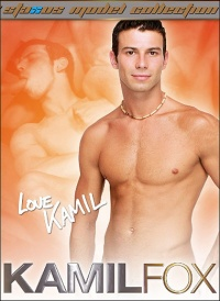DVD Gay Kamil Fox: Staxus Model Collection