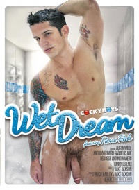 DVD Gay Wet Dream - Pierre Fitch