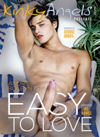 DVD Gay Easy to Love