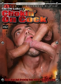 DVD Gay Chokin on Cock
