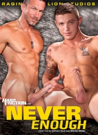 DVD Gay Never Enough