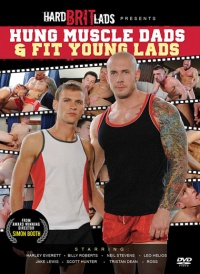 DVD Gay Hung Muscle Dads And Fit Young Lads