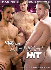 DVD Gay Late Night Hit