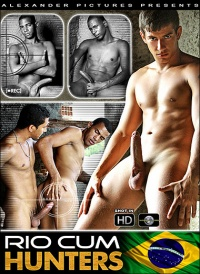 DVD Gay Rio Cum Hunters