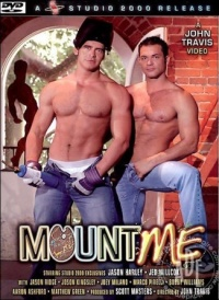 DVD Gay Mount Me