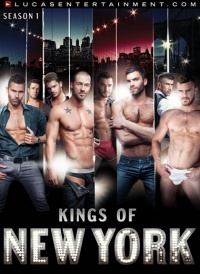 DVD Gay Kings of New York