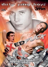 DVD Gay Mixed Fuck