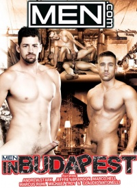 DVD Gay Men In Budapest 1