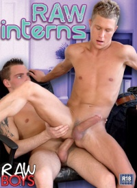 DVD Gay Raw Interns