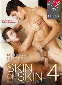 DVD Gay Skin on Skin 4
