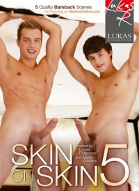 DVD Gay Skin on Skin 5