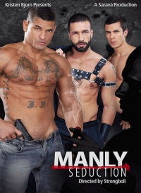 DVD Gay Manly Seduction