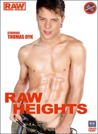 DVD Gay Raw Heights