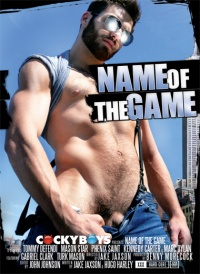 DVD Gay Name Of The Game
