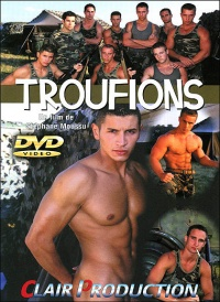 DVD Gay Troufions
