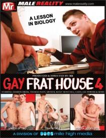 DVD gay - Gay Frat House 4