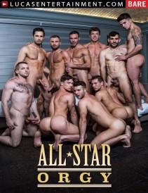 Filmes gay - All-Star Orgy