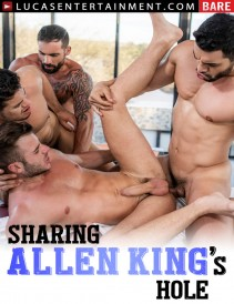 Sharing Allen King&s Hole
