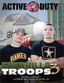 DVD gay - Guerrilla Troops 3